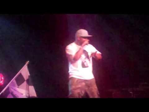 Nesby Phips- Supply verse. LIVE @ the Trocadero. 6/7/11