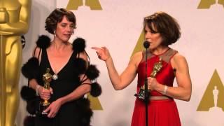 """""""Crisis Hotline: Veterans Press 1"""" ganha prêmio de Melhor Documentário no Oscar® 2015"""