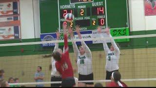 Eureka Volleyball Upends Brimfield