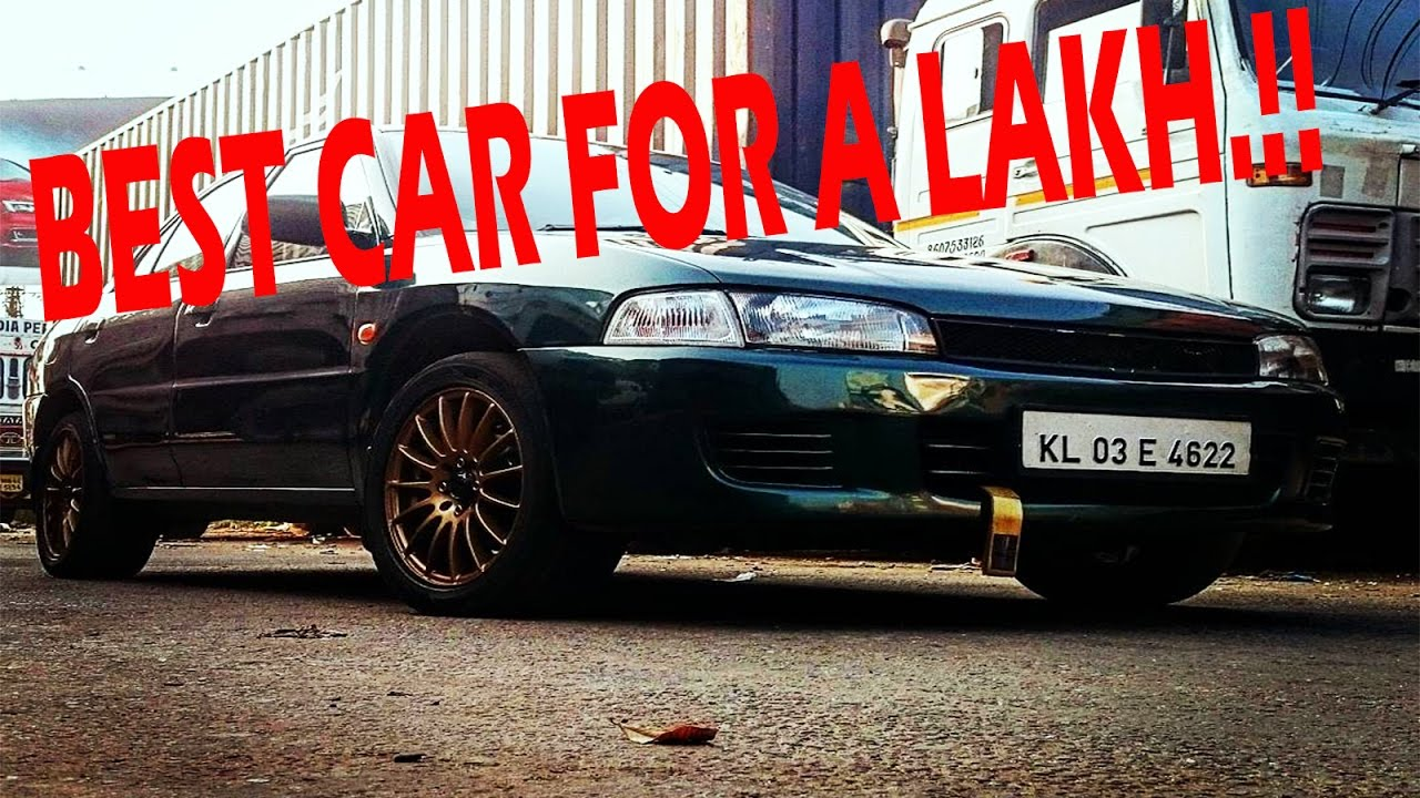 The Best Car In India For A Lakh Mitsubishi Lancer 2 0 Diesel Glxd