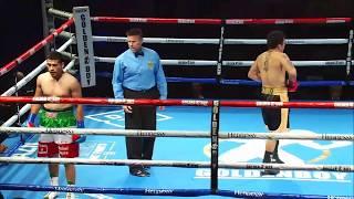 Thursday Night Fights - Undercards - JASON QUIGLEY VS. FERNANDO MARIN