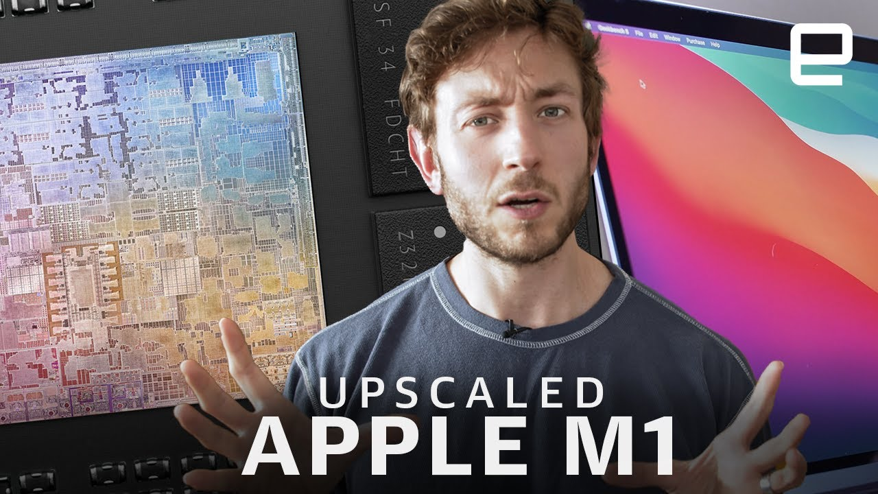 The Apple M1 isn't magic, it's good design - M1 Deep Dive pt 2 | Upscaled