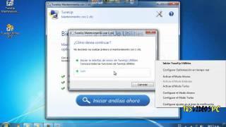 Descargar e Instalar TuneUp Utilities 2012