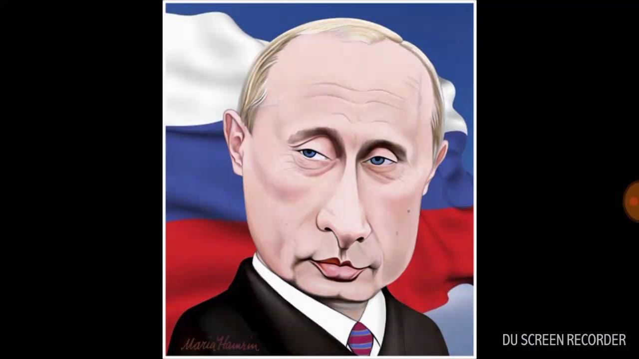 Речь инопланетного Путина в другой Вселенной