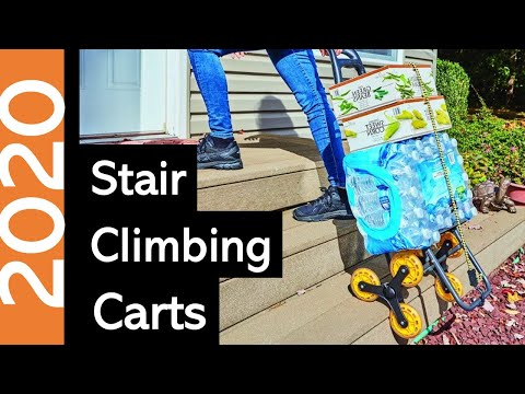 12 Best Stair Climbing Carts of 2020 | Stair Climbing Cart Reviews