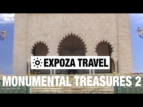 Monumental Treasures of the World 2 Vacation Travel Video Guide