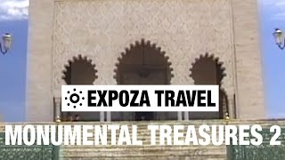 Monumental Treasures of the World 2 Vacation Travel Video Guide thumbnail