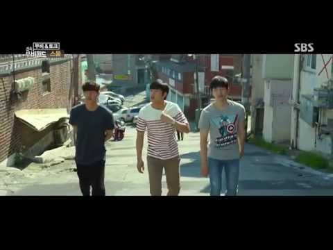 Kim Woo Bin, Kang Ha Neul, Lee Jun Ho in Twenty
