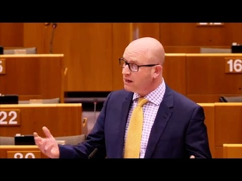 Down the Path of Madness towards a Turkish-dominated EU - UKIP Deputy Leader Paul Nuttall