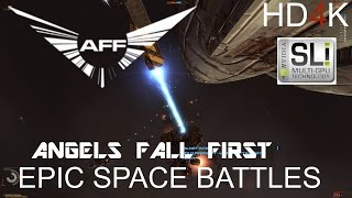 Angels Fall First : Epic Online Space Battles HD 4K