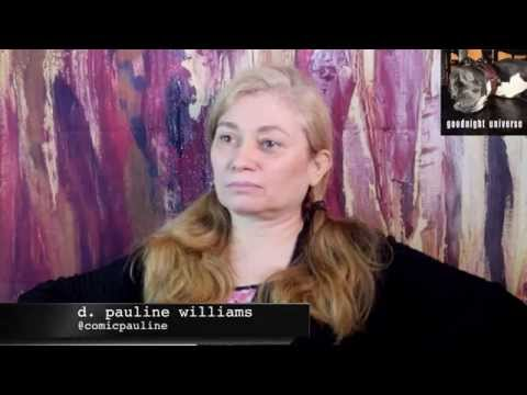 20150716 D Pauline Williams talks Google, Facebook sharing, Trump, feral cats, hardware