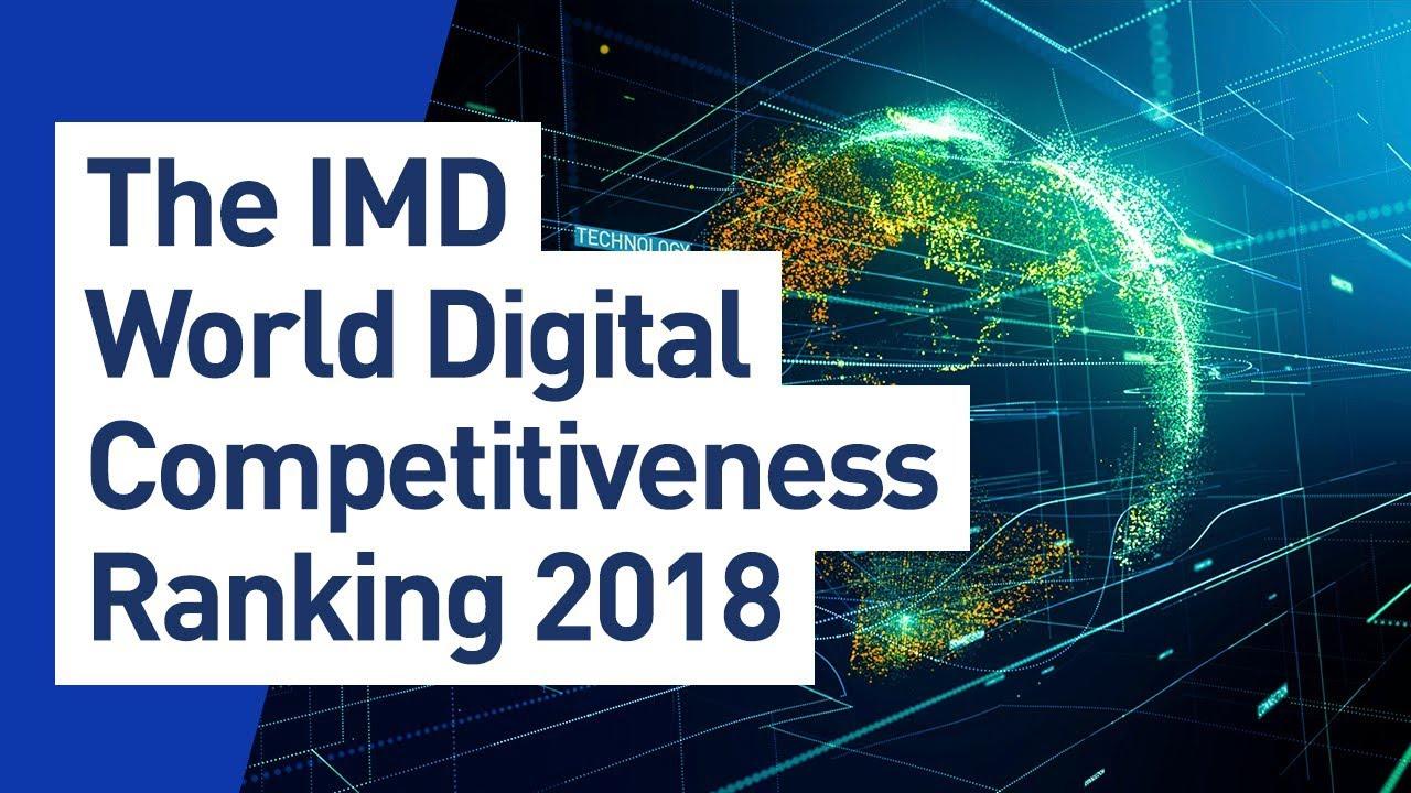 World Digital Competitiveness Rankings 2017