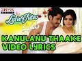 Kanulanu Thaake Video Song With Lyrics II Manam Songs II  Akkineni Nagarjuna, Samantha