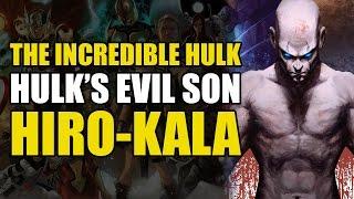 Origin of Hiro Kala/The Hulk's Second Son (Son of Hulk Vol 1: Dark Son Rising)