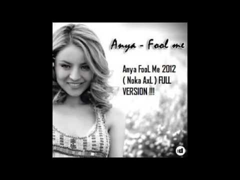 Dj herdi Anya fool me mix 2015