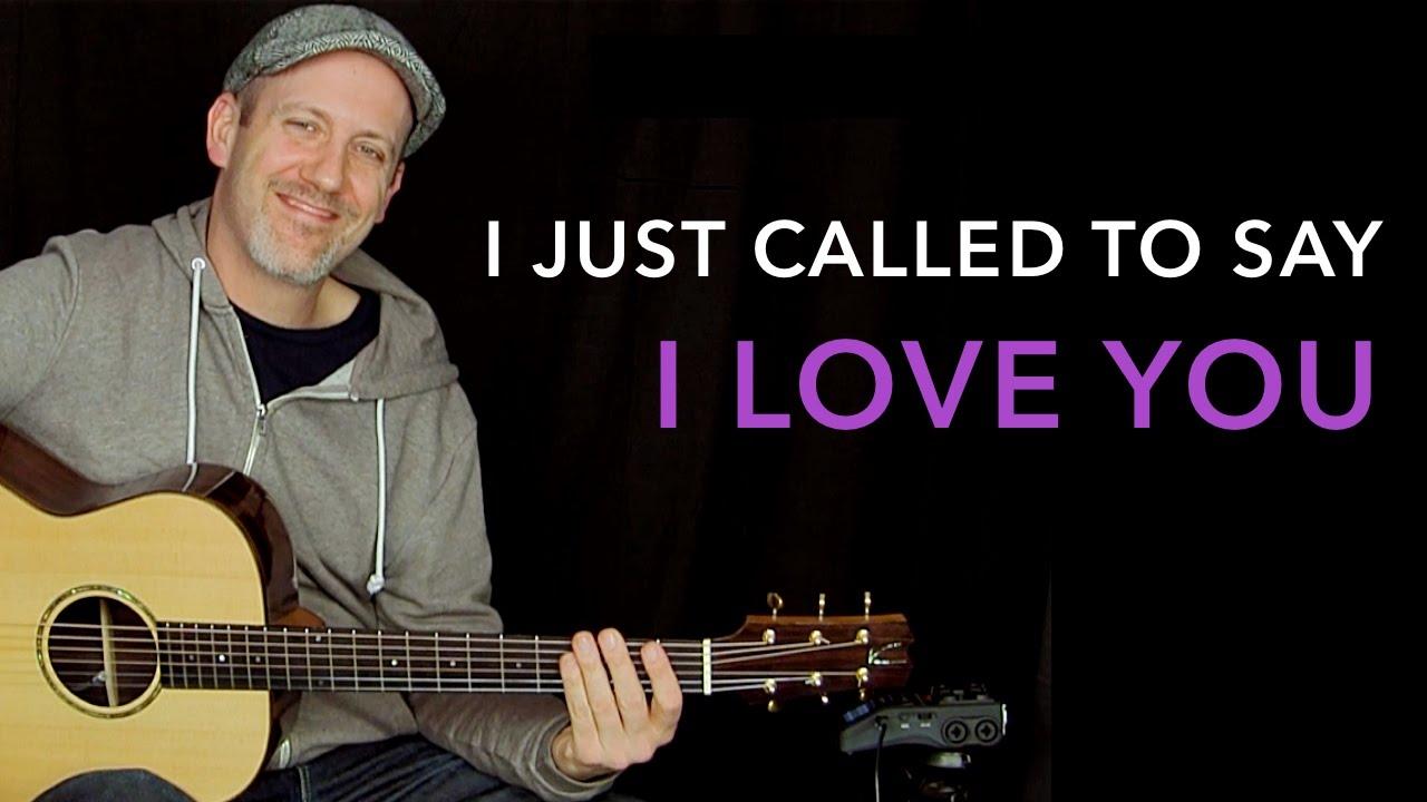 adam-rafferty-i-just-called-to-say-i-love-you-solo-fingerstyle-guitar-adam-rafferty