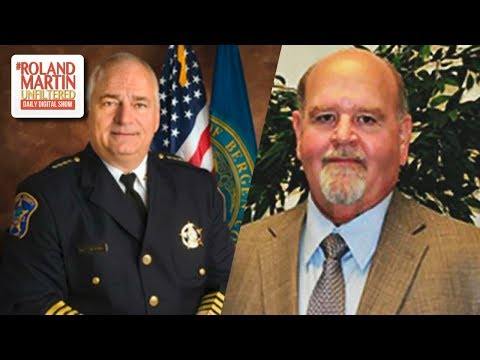 Racist NJ Sheriff Caught On Tape & Texas Superintendent Who Bashed Black QB's Are Out Of Jobs