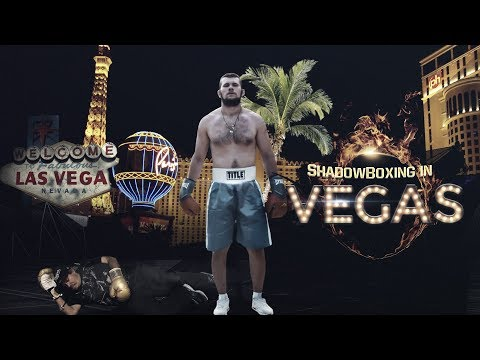BOXING PRANK IN VEGAS 2017