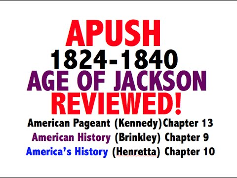 American Pageant Chapter 13 Review APUSH