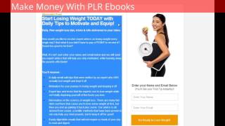 Make Money With PLR Ebooks With This Proven Strategy