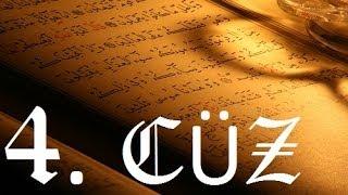 Kur'an Meali 4.Cüz - Yusuf Ziya Özkan - M. Elmalılı Hamdi Yazır