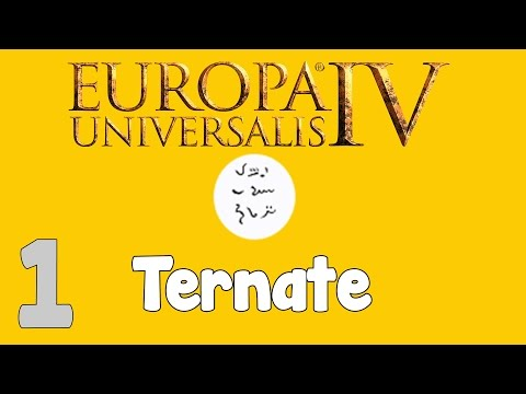 EU4 - Ternate can into random new world 1