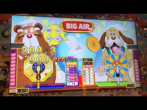【メダルゲーム】超稼げる抜きゲー‼︎ 抽選で目押しが出来る!!!