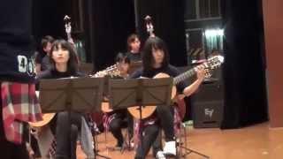 マンドリンオーケストラの演奏です。(27-2-4) Original : Princess Prin...