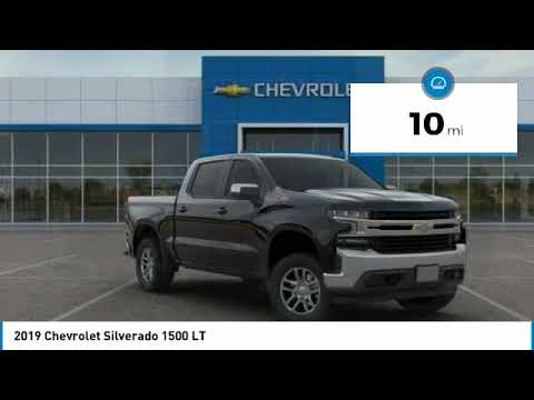 2019 Chevrolet Silverado 1500 2019 Chevrolet Silverado 1500 LT FOR SALE in Post Falls, ID JJ590