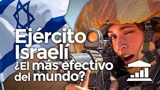 ¿Qué hace al EJÉRCITO de ISRAEL ser tan PODEROSO? - VisualPolitik
