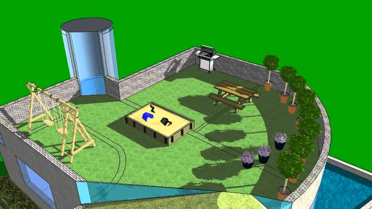 Het ideale huis van de toekomst youtube for De ingang van het huis