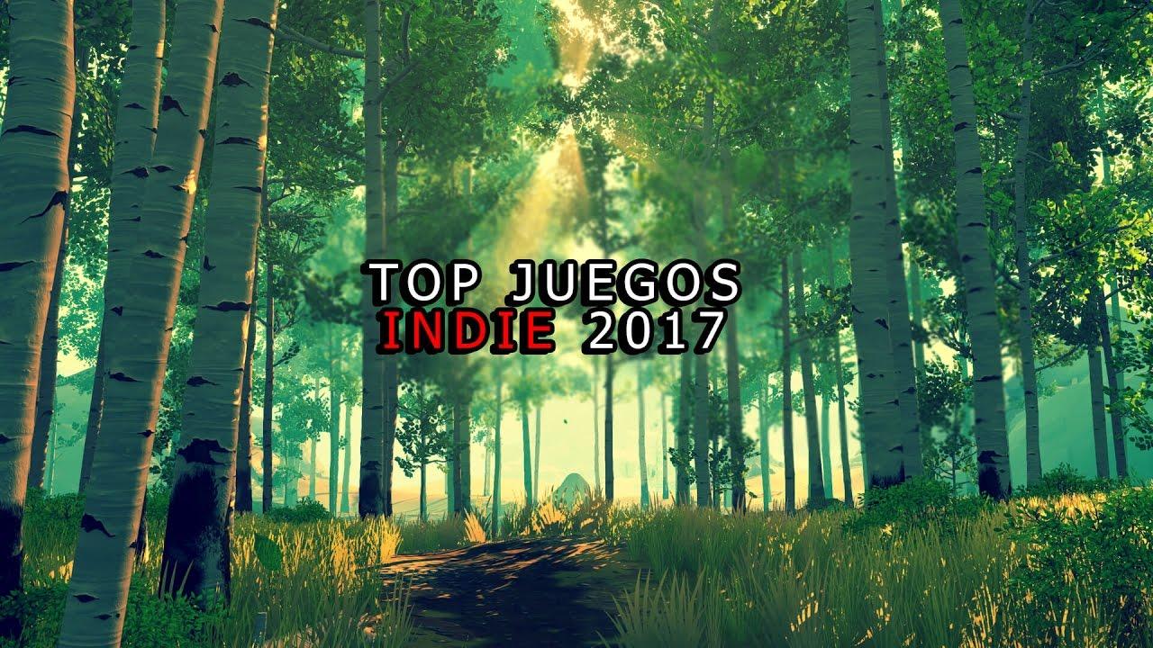 Top Los Mejores Juegos Indie 2017 Pc Ps4 Xbox One Youtube