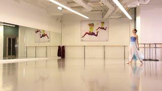 Schwingboden MANERO Classic für Ballett und Tanz von Tüchler