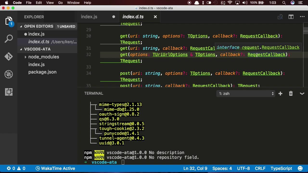 How To Get IntelliSense in JavaScript