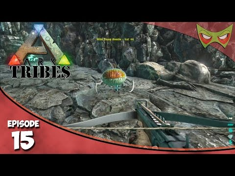 Ark: Tribes - Ep 15 - Caving For Dung Beetles - Let