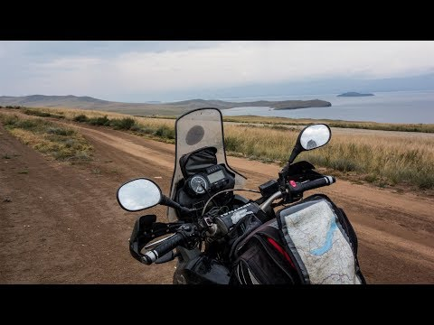 Motorcycle Trip to Mongolia, Part 8 - Olkhon Island, Ulan Ude and Welcome to Mongolia