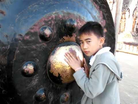 Tiếng chiêng chùa Xaynhaphum