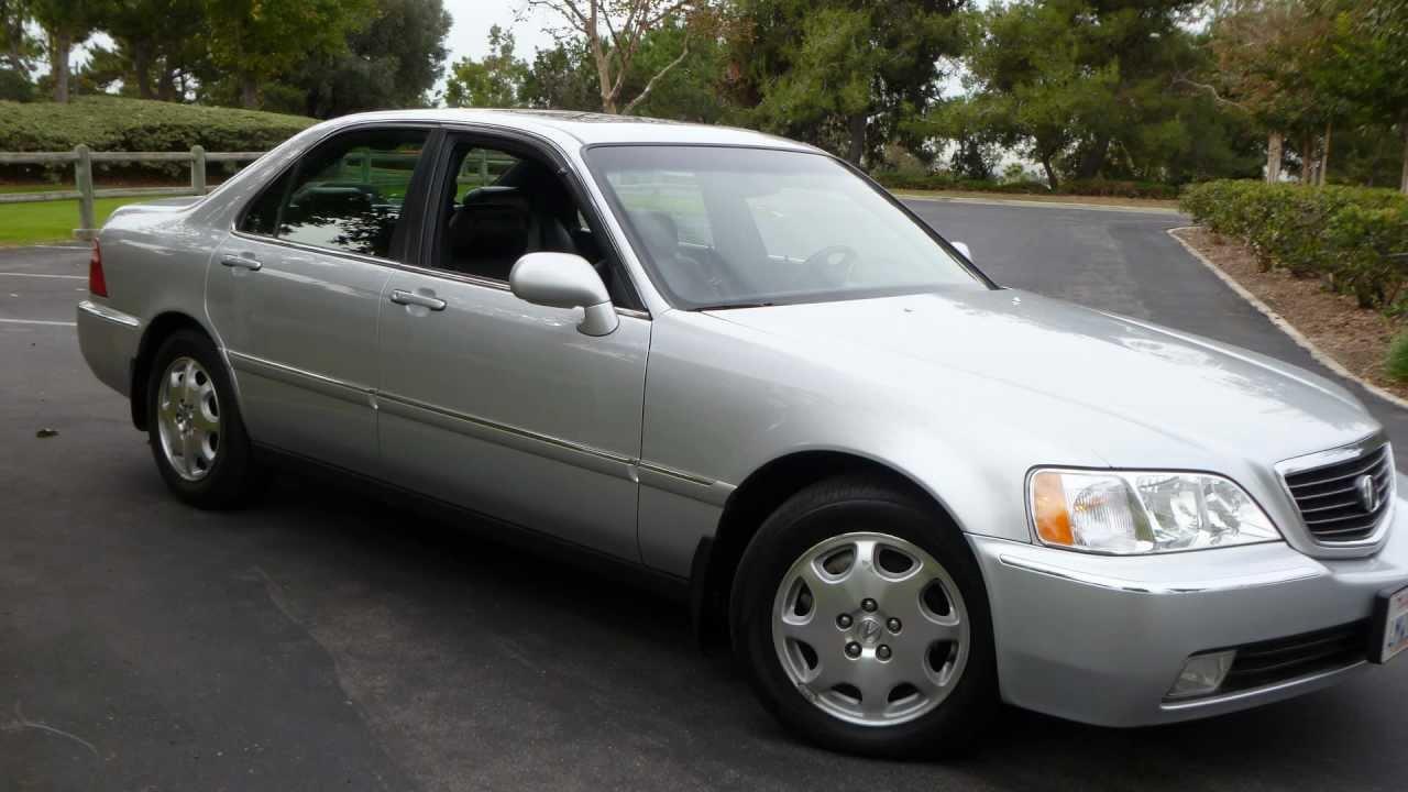 2000 Acura 3.5 RL - YouTube