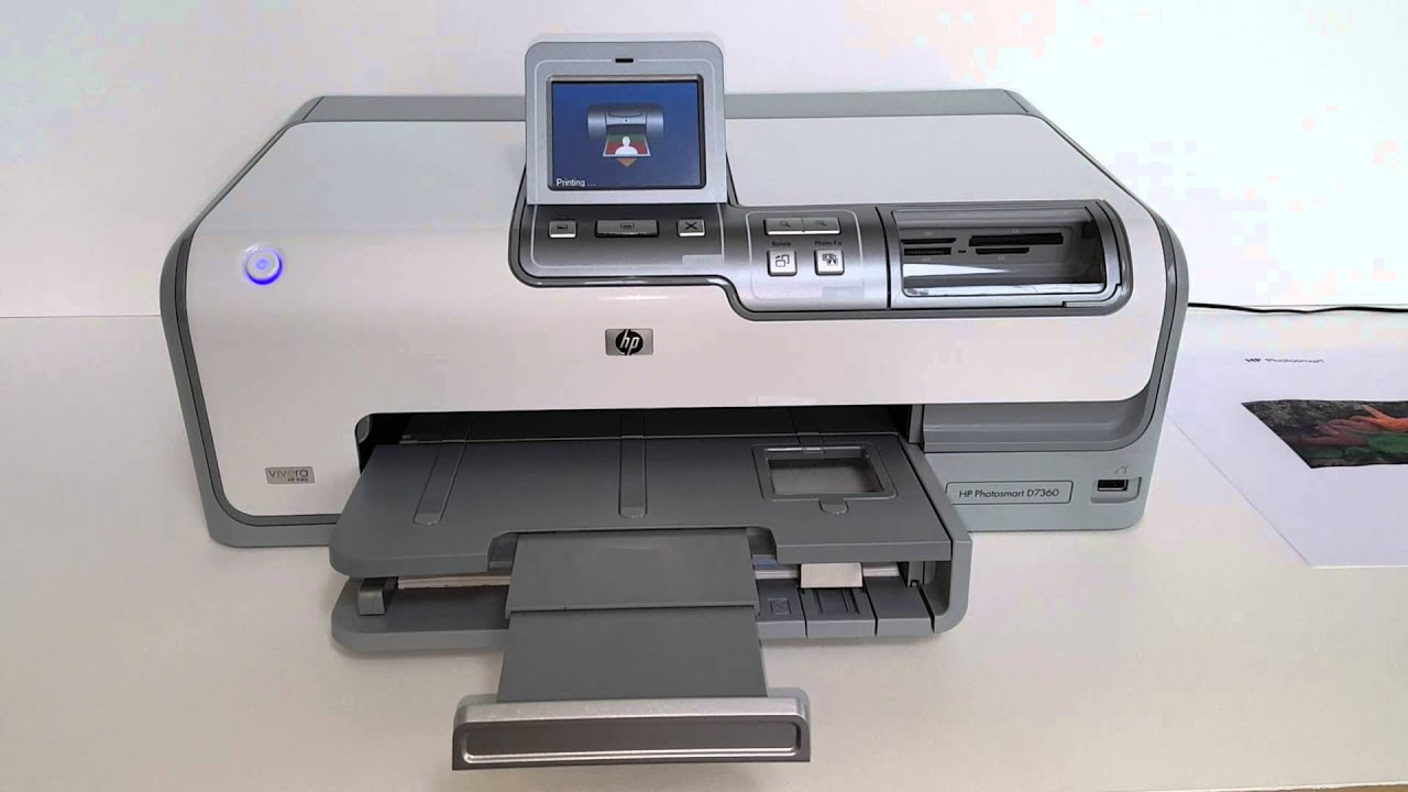 HP PHOTOSMART D7360 PRINTER DRIVER DOWNLOAD