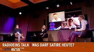 """Der radioeins Talk fragt: """"Was darf Satire heute?"""""""