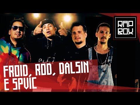 Baixar Froid | Rod | Dalsin | SpVic - Veredicto [Rap Box Ep. 100] Prod. Leo Casa1