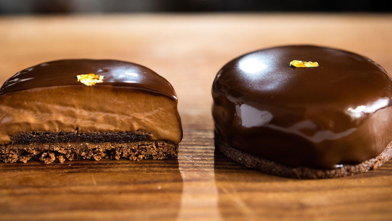 クレムー・ショコラの作り方 Le crémeux au chocolat