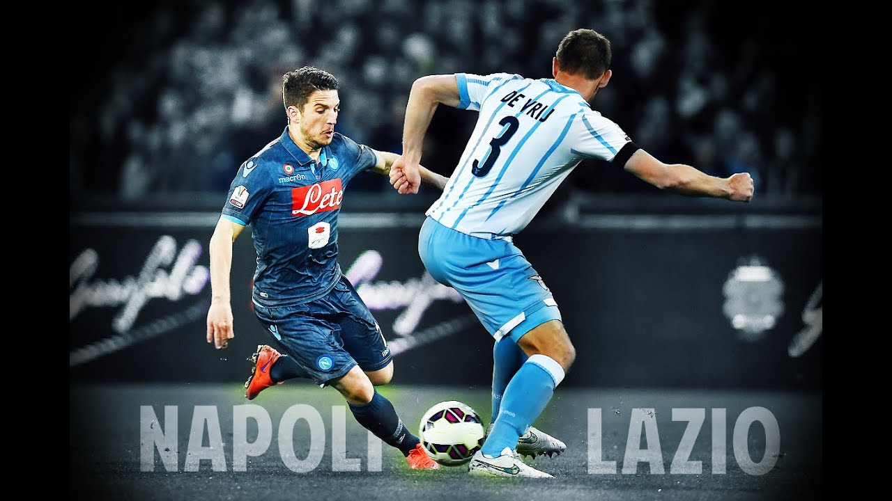 Napoli Lazio 0 1 Semifinale Coppa Italia 2014 15 Hd