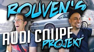 JP Performance - Rouvens Audi Coupé Projekt