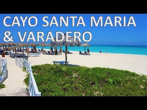 CAYO SANTA MARIA, VARADERO & SANTA CLARA – Cuba 🇨🇺 [HD]