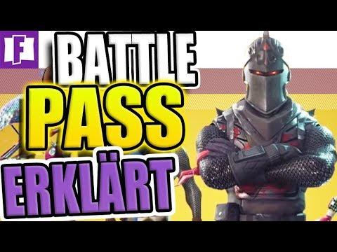 Fortnite BATTLE PASS genau erklärt!