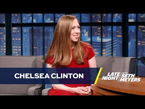 Chelsea Clinton on Life-Long Family Attacks and Bad