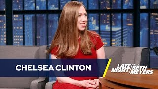 Chelsea Clinton on Life-Long Family Attacks and Bad '90s Fashion