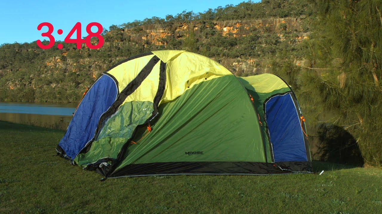 Inflatable 4 Man Extreme Air Tent with Quik Frame Inflation System 2040H & Inflatable 4 Man Extreme Air Tent with Quik Frame Inflation System ...