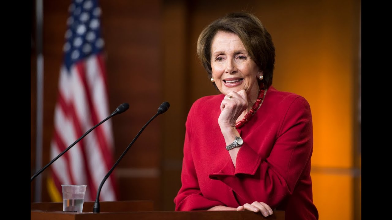 Congressional Hits And Misses Best Of Nancy Pelosi - Youtube-4881